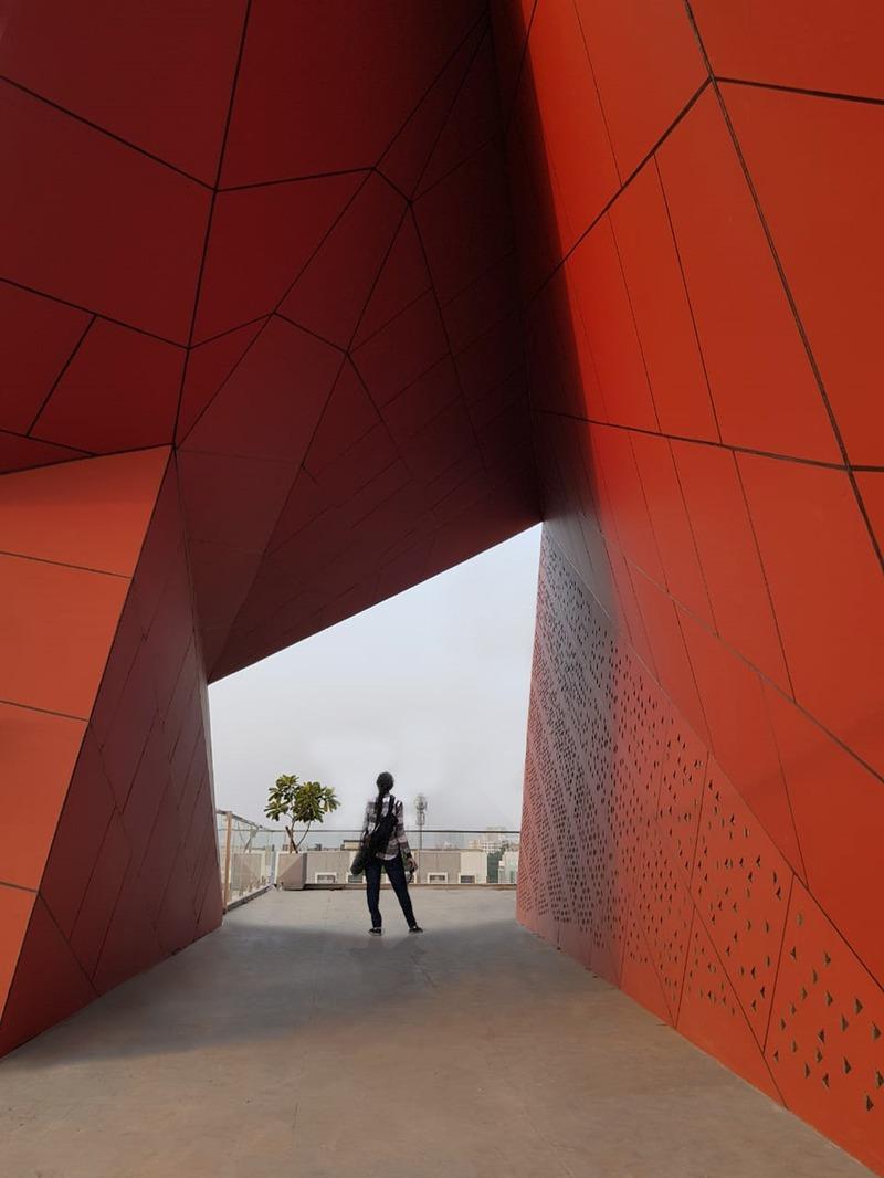 Press kit   1432-06 - Press release   Stellar - Sanjay Puri Architects - Commercial Architecture - Photo credit: Sanjay Puri Architects