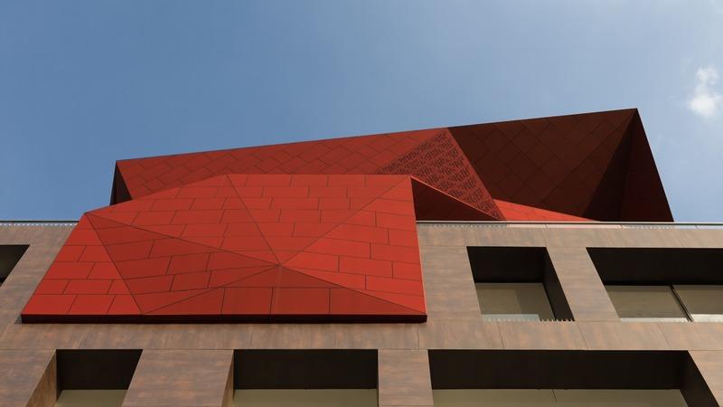 Press kit   1432-06 - Press release   Stellar - Sanjay Puri Architects - Commercial Architecture - Photo credit: Mr. Abhishek Shah