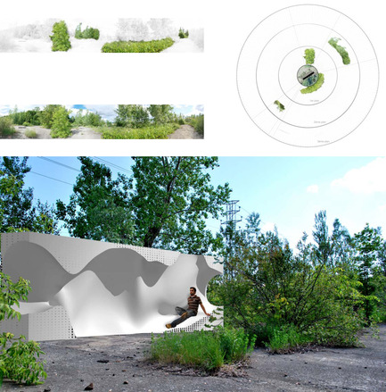 Dossier de presse | 763-08 - Communiqué de presse | GianPiero Moretti « Machines à paysage » - La Maison de l'architecture du Québec (MAQ) - Évènement + Exposition - Crédit photo : GianPiero Moretti
