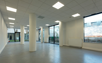 Press kit | 1008-03 - Press release | ZAC Claude Bernard - Dietmar Feichtinger Architectes - Residential Architecture - Photo credit: David Boureau