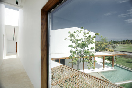 Press kit | 1005-01 - Press release | SC PTV | HOUSE - Luis Aldrete | arquitectos - Residential Architecture - Photo credit: Paco Pérez Arriaga