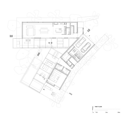 Press kit | 1005-01 - Press release | SC PTV | HOUSE - Luis Aldrete | arquitectos - Residential Architecture