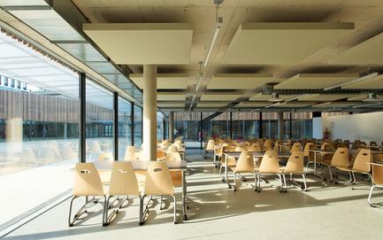 Press kit | 1008-01 - Press release | Groupe scolaire Lucie Aubrac - Dietmar Feichtinger Architectes - Architecture institutionnelle - Photo credit: David Boureau