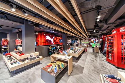 Press kit - Puma Stores Amsterdam, London and Munich ...