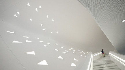 Press kit | 1002-01 - Press release | OCT Design Museum - Studio Pei-Zhu - Institutional Architecture - Photo credit: Fang Zhenning
