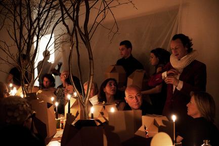 Dossier de presse | 962-01 - Communiqué de presse | La folie de Charles, sa table et ses hôtes - Charles Kaisin - Produit - 4ème mets - Kendell Geers - Crédit photo : Marie-Françoise Plissart