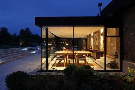 Press kit | 984-01 - Press release | Dovecote Barn - Nicolas Tye Architects - Residential Architecture - Photo credit:  Nerida Howard