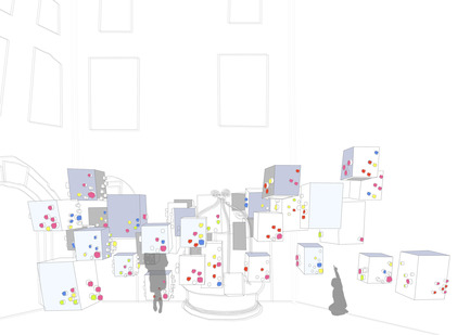 Press kit | 982-01 - Press release | The Lively Architectures's Festival 2012 - Association Champ Libre - Festival des Architectures Vives (FAV) - Event + Exhibition - Equipe 4 : CITE SURPRISE CITE SURPRENANTETri-Oh! ateliers - Javier PeÒa Ib·Òez, Cristina S·nchez Algarra, Madrid - Paris, Espagne - France