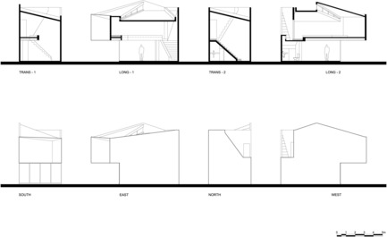 Press kit | 980-01 - Press release | MINI-ESTUDIO - FRENTE arquitectura - Residential Architecture