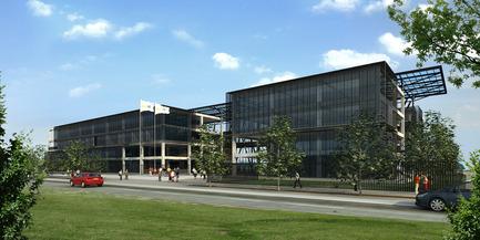 Press kit | 986-01 - Press release | Duoc Maipú - Sabbagh Arquitectos - Commercial Architecture