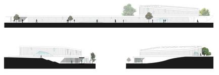 Dossier de presse | 981-01 - Communiqué de presse | Rafael Bordalo Pinheiro Secondary School - SousaSantos - Architecture institutionnelle