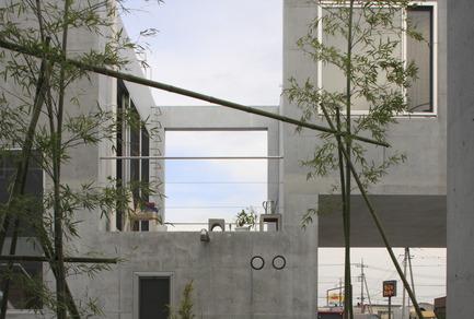 Press kit | 978-01 - Press release | Static Quarry - Ikimono Architects - Residential Architecture - Photo credit: Takashi Fujino / Ikimono Architects