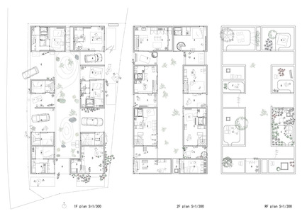 Press kit | 978-01 - Press release | Static Quarry - Ikimono Architects - Residential Architecture