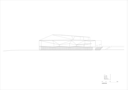 Press kit | 976-01 - Press release | Municipal auditorium of Teulada - Francisco Mangado - Institutional Architecture