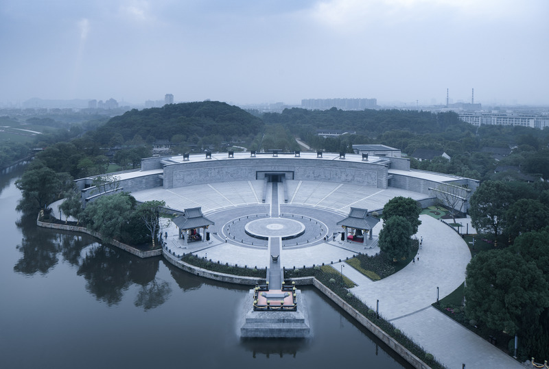 Press kit | 661-67 - Press release | WAF 2021 shortlist unveils best-designed buildings and landscapes from around the world - World Architecture Festival (WAF) - Competition - Jiyu Square by The Architectural Design & Research Institute of Zhejiang University Co Ltd - Photo credit: World Architecture Festival