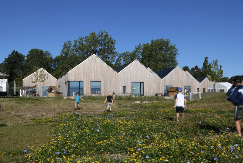 Press kit | 661-67 - Press release | WAF 2021 shortlist unveils best-designed buildings and landscapes from around the world - World Architecture Festival (WAF) - Competition - Savannen Nursery by Nordic Office of Architecture - Photo credit: World Architecture Festival
