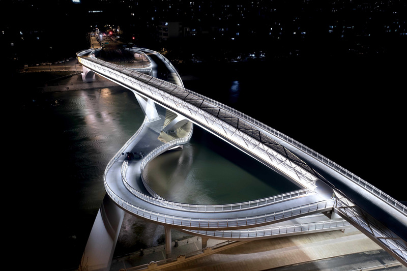 Press kit | 661-67 - Press release | WAF 2021 shortlist unveils best-designed buildings and landscapes from around the world - World Architecture Festival (WAF) - Competition - Wuchazi Bridge by Sichuan Provincial Architectural Design & Research - Photo credit: World Architecture Festival