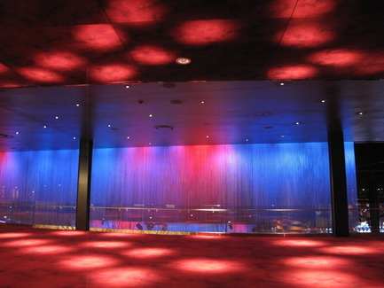 Press kit | 621-18 - Press release | Lightemotion illuminates Revel Casino, the new benchmark for casino resorts - Lightemotion - Lighting Design - Photo credit: Lightemotion