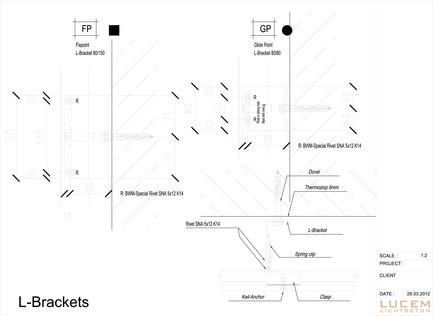 Press kit | 964-01 - Press release | New headquarter of Bank of Georgia: Illuminated translucent concrete for interior design - LUCEM GmbH - Lighting Design - Photo credit: Lucem GmbH