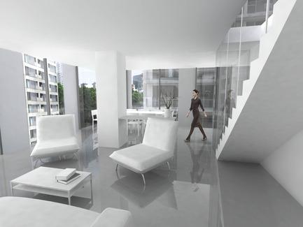 Press kit | 969-01 - Press release | HA tower - Frontoffice + Francois Blanciak Architect - Real Estate - Photo credit: Frontoffice + Francois Blanciak Architect
