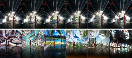 Dossier de presse | 965-01 - Communiqué de presse | Pavilion for 2011 Shenzhen - Hong Kong Biennale of Urbanism and Architecture - STUDIO UP - Event + Exhibition