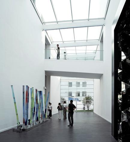 Press kit   944-01 - Press release   Shanghai Museum of Glass - Logon - Institutional Architecture - Photo credit: diephotodesigner.de, Berlin/Germany
