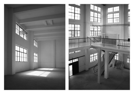 Press kit   944-01 - Press release   Shanghai Museum of Glass - Logon - Institutional Architecture - BEFORE RENOVATION - Photo credit: diephotodesigner.de, Berlin/Germany