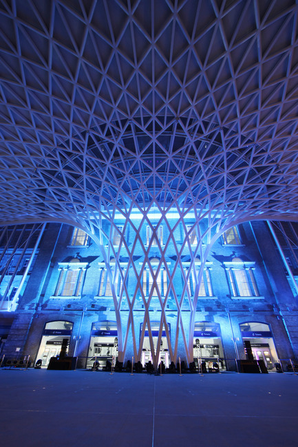Press kit | 935-01 - Press release | Transforming King's Cross - John McAslan + Partners - Institutional Architecture - This project has publication restrictions: It is necessary for media to obtain v2com's permission before publication. media@v2com.biz  tél : 514.845.1188 - Photo credit: Hufton and Crow