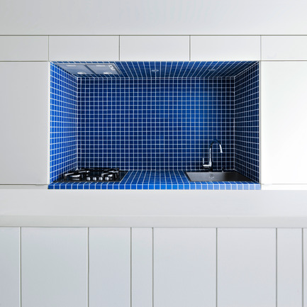 Press kit | 919-01 - Press release | Appartement écrins - SWAN architectes - Residential Interior Design - Photo credit: MVDA™ - Maxime Vantorre
