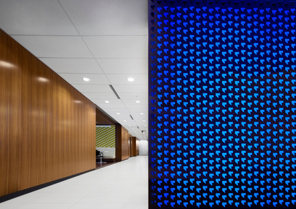 Press kit | 916-01 - Press release | Pfizer Canada inc. headquarters - Menkès Shooner Dagenais LeTourneux Architectes - Commercial Architecture - Photo credit: Stéphane Groleau