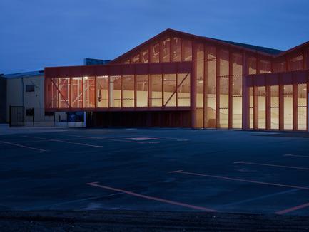 Press kit   913-01 - Press release   Zap'ados - Bang Architectes - Institutional Architecture - Photo credit: Julien Lanoo (www.ju-la.be)