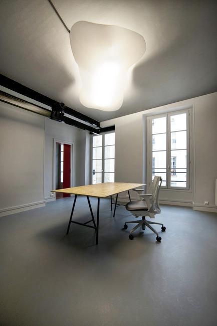 Press kit | 895-01 - Press release | Cumulus Office - CoudamyDesign - Product