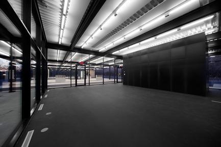 Dossier de presse | 567-07 - Communiqué de presse | Reconversion de la station service de Mies van der Rohe à l'Île des Soeurs - Les architectes FABG - Architecture institutionnelle - Crédit photo : Steve Montpetit