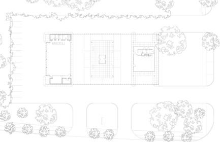 Dossier de presse | 567-07 - Communiqué de presse | Reconversion de la station service de Mies van der Rohe à l'Île des Soeurs - Les architectes FABG - Architecture institutionnelle - Crédit photo : Les architectes FABG