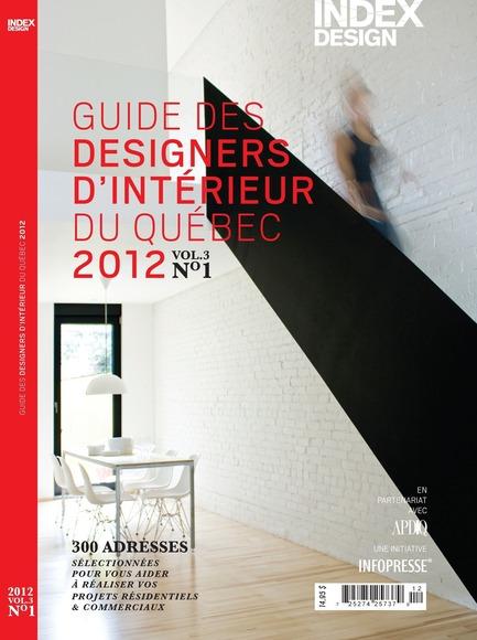 Press kit | 611-06 - Press release | Index-Design révèle les 300 designers d'intérieur de l'année - Index-Design - Edition
