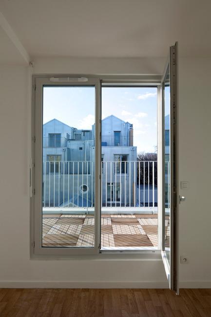 Press kit | 903-01 - Press release | 'M' Building - Stéphane Maupin architectes + Design & Nicolas Hugon architectes - Real Estate - Photo credit: Cecile Septet