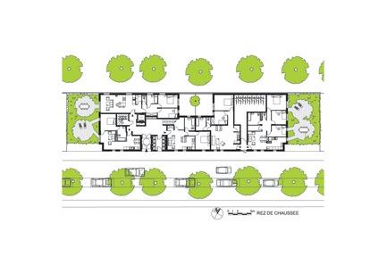 Dossier de presse | 903-01 - Communiqué de presse | 'M' Building - Stéphane Maupin architectes + Design & Nicolas Hugon architectes - Immobilier