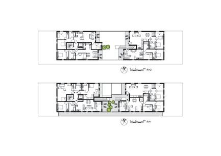 Press kit | 903-01 - Press release | 'M' Building - Stéphane Maupin architectes + Design & Nicolas Hugon architectes - Real Estate