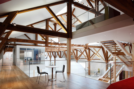Press kit | 899-01 - Press release | DomoLab - ENCORE HEUREUX architectes - Commercial Architecture - Photo credit: Cyrus Cornut