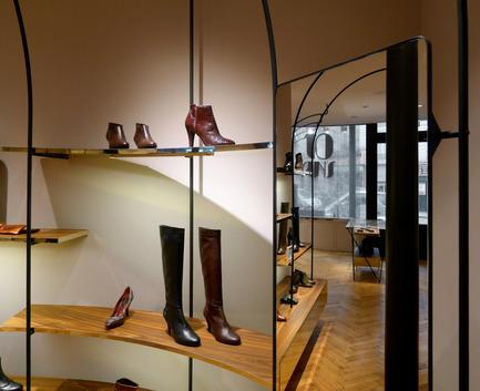 Press kit | 897-01 - Press release | Concept store / Karine Arabian - Joseph Grappin - Commercial Interior Design - Photo credit: Joseph Grappin