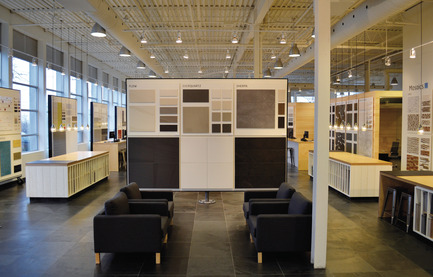 Press kit | 846-03 - Press release | Now open in Toronto Ceragres Boutique Workspace - Ceragres - Commercial Interior Design