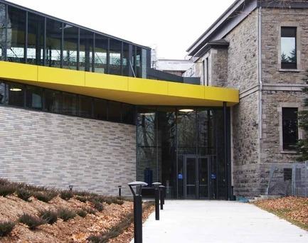 Dossier de presse | 763-07 - Communiqué de presse | Lapointe Magne à la Maison de l'architecture du Québec - La Maison de l'architecture du Québec (MAQ) - Évènement + Exposition - Crédit photo : Julie Charette