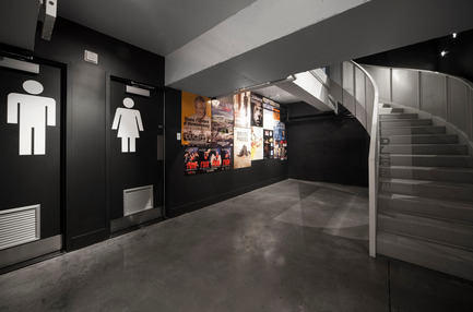 Dossier de presse | 567-05 - Communiqué de presse | Théâtre la Licorne - Les architectes FABG - Architecture institutionnelle - Crédit photo : Steve Montpetit