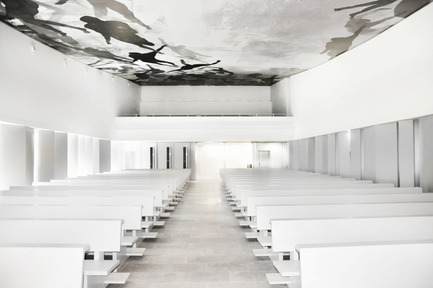 Press kit | 966-01 - Press release | Parish Church of Solace, Cordoba - Vicens + Ramos - Institutional Architecture - Photo credit: Vicens + Ramos