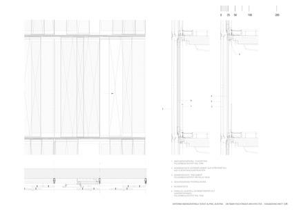 Dossier de presse | 1008-02 - Communiqué de presse | Centre de gestion financière et de vente de la voestalpine Stahl GmbH - Dietmar Feichtinger Architectes - Architecture commerciale