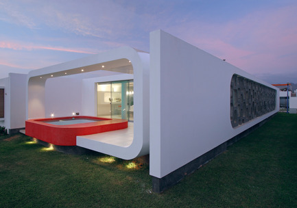 Press kit | 973-01 - Press release | House in Palabritas Beach - Metropolis - Residential Architecture - Photo credit: Elsa Ramirez