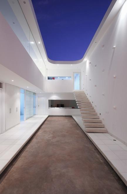 Dossier de presse | 973-01 - Communiqué de presse | Casa de Playa Palabritas - Metropolis - Architecture résidentielle - Crédit photo : Elsa Ramirez