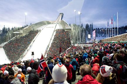Press kit | 1071-01 - Press release | Architizer A+ Awards winners announced - Architizer - Competition - Holmenkollen Ski Jump - JDS - Photo credit: Architizer