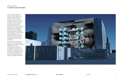 Press kit | 562-28 - Press release | Concours Luminothérapie : l'identité des finalistes dévoilée - Bureau du design - Ville de Montréal - Competition -  Playmind<br>Temps suspendu