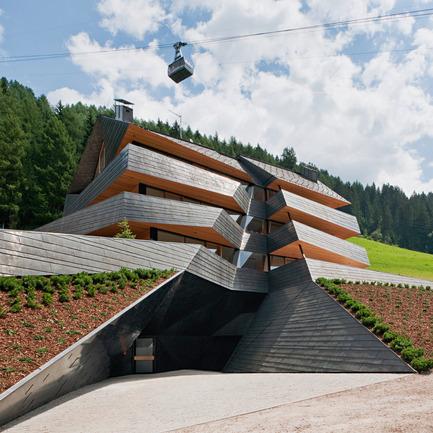 Press kit | 1071-01 - Press release | Architizer A+ Awards winners announced - Architizer - Competition - Dolomitenblick-Plasma studio - Photo credit: Architizer